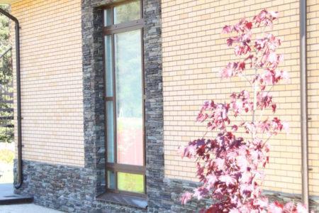 Танвальд в оформлении фасада дома (2)