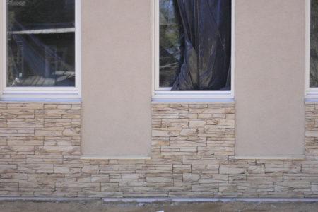Танвальд в оформлении фасада дома (7)