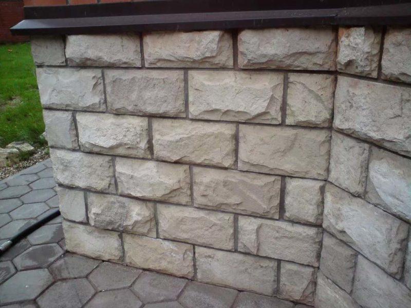 Шимский камень в отделке